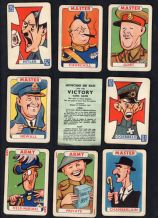 Collectible card game. VICTORY by  Pepys 1939 WW2